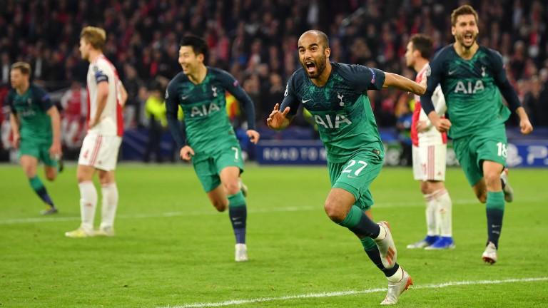 Lucas Moura sends Tottenham into the Champions League final