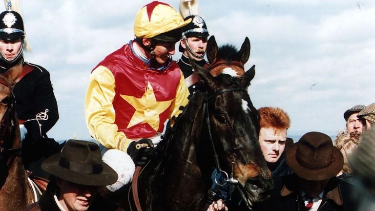 Miinnehoma won the 1994 Grand National for owner Freddie Starr
