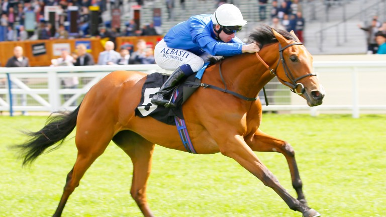 Final Song made a winning debut at Ascot back in May