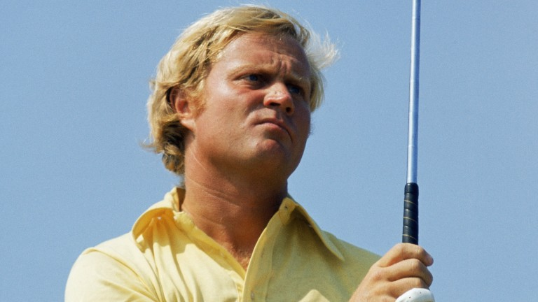 Jack Nicklaus never quite managed to win the same-year Slam