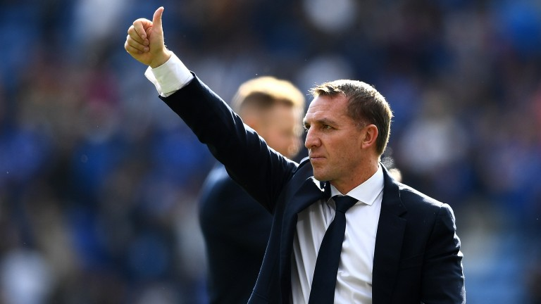 Brendan Rodgers has an exciting Leicester City team at his disposal