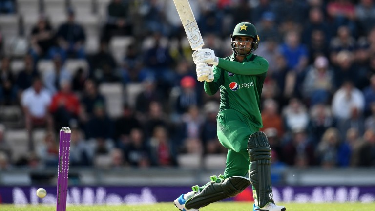 Pakistan's Fakhar Zaman will be a key player heading into this summer's World Cup