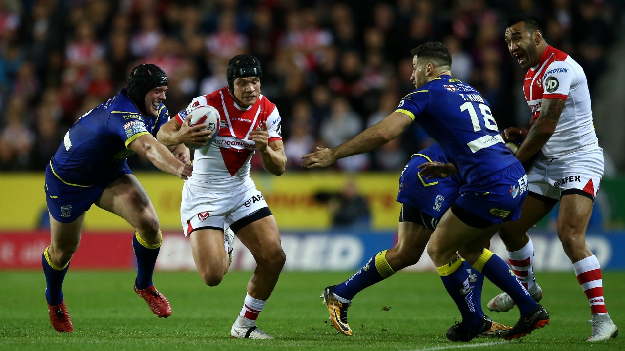 Betfred Super League: St Helens v Salford betting preview