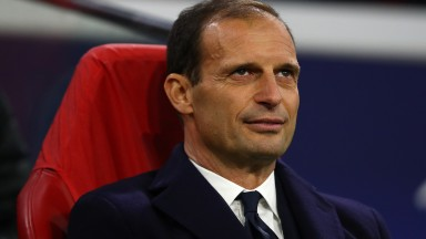 Max Allegri will depart Juventus at the end of the season