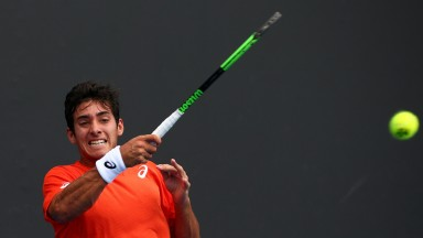 In Geneva Christian Garin will be bidding to win his third title since early April