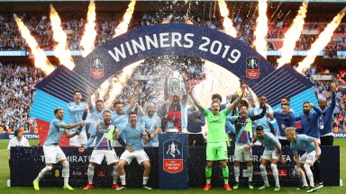 Manchester City win the 2018-19 FA Cup