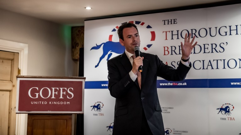 Nick Luck will again be hosting the TBA awards