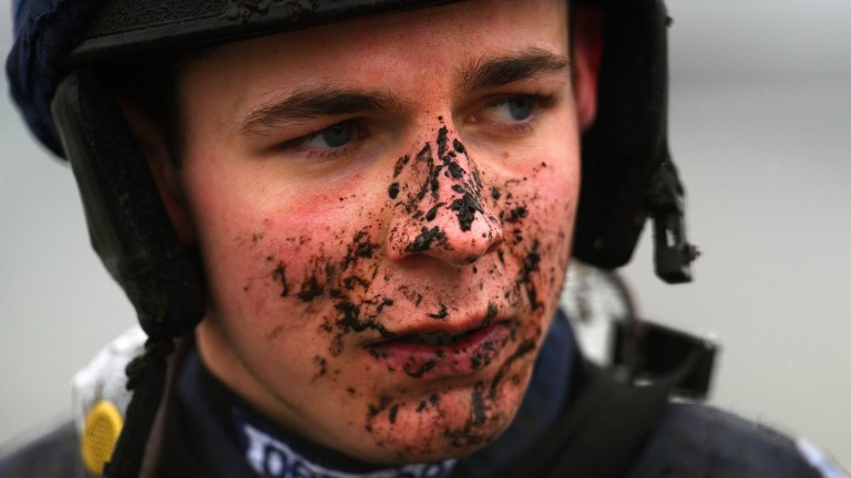 Rex Dingle: rode out his claim on Belle De Manech at Wincanton on Boxing Day