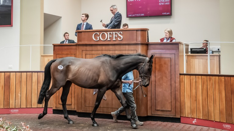 Interconnected in the Doncaster ring before bringing £620,000 from Darren Yates