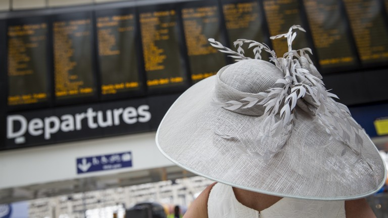 Train strike: it could cause trouble for racers coming to Roial Ascot