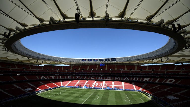 The Wanda Metropolitano will play host to the Champions League final between Tottenham and Liverpool