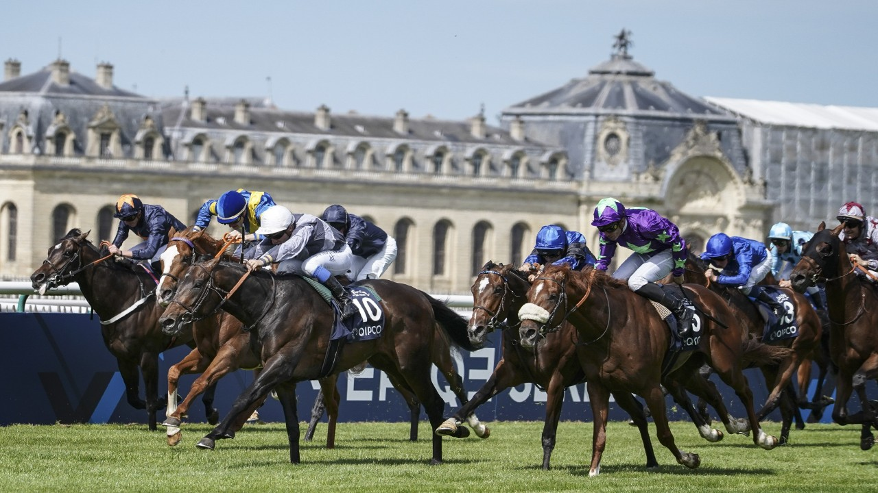 Day At The Track >> Latest Details From Around The Tracks On French Derby Day At
