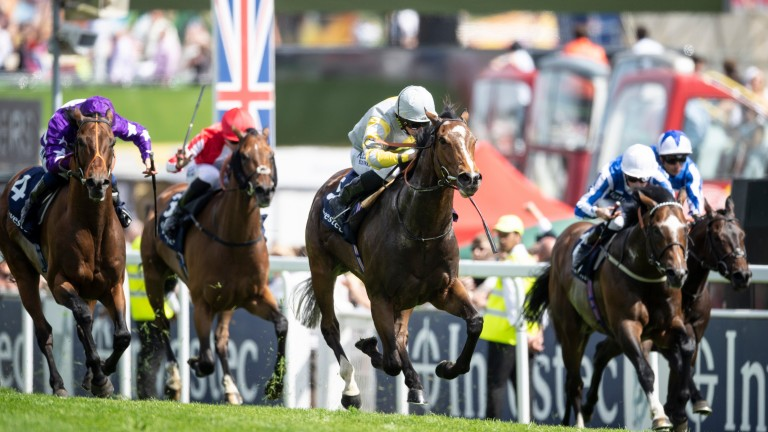 Epsom's Diomed Stakes has been moved to Newbury as part of the changes to June's race programme