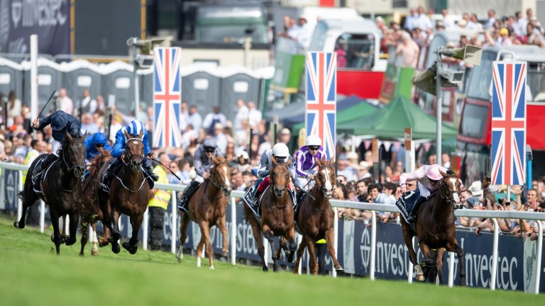 The Derby could be run a month later than normal at Epsom