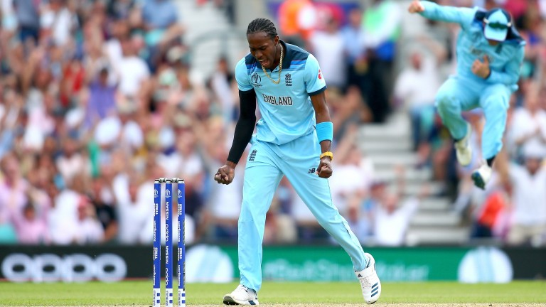 Jofra Archer can work his magic with the ball for England in Ahmedabad