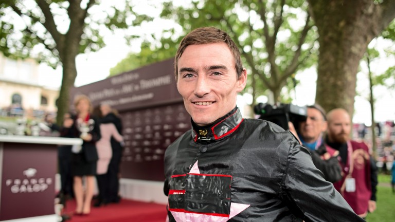 Danny Tudhope: rides Potapova at Redcar