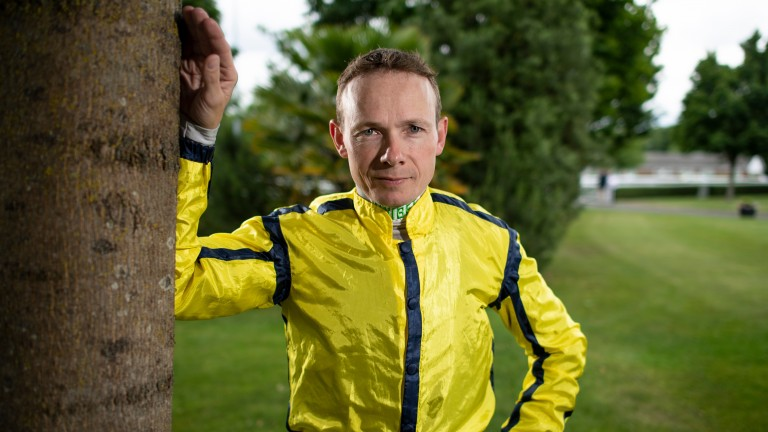 Jamie Spencer: successful on Air T Air at Doncaster last time
