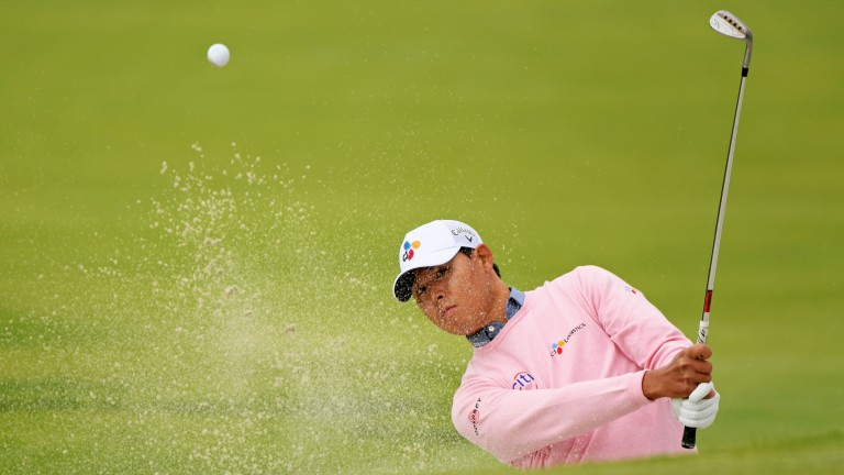 The supremely talented Si Woo Kim has a poor Masters record to overcome