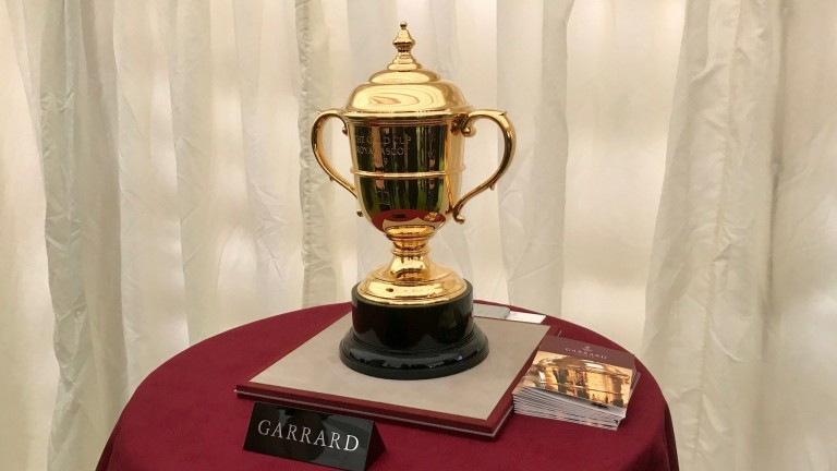 This year's Ascot Gold Cup