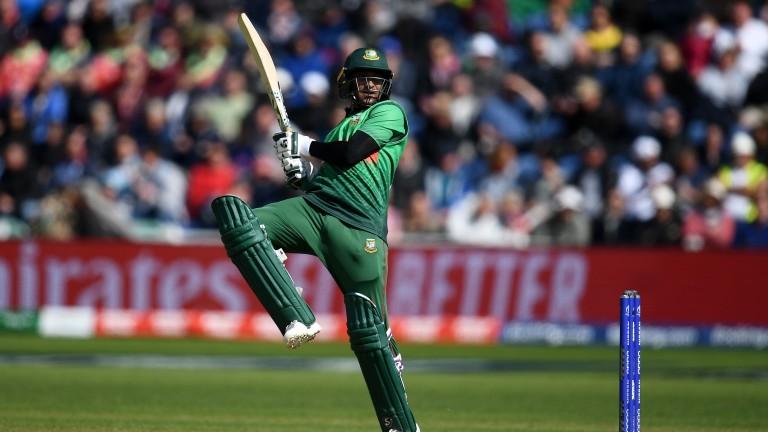 Bangladesh all-rounder Shakib Al Hasan has made 260 runs in his three World Cup knocks