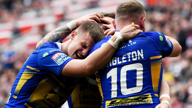 Leeds could have plenty to celebrate