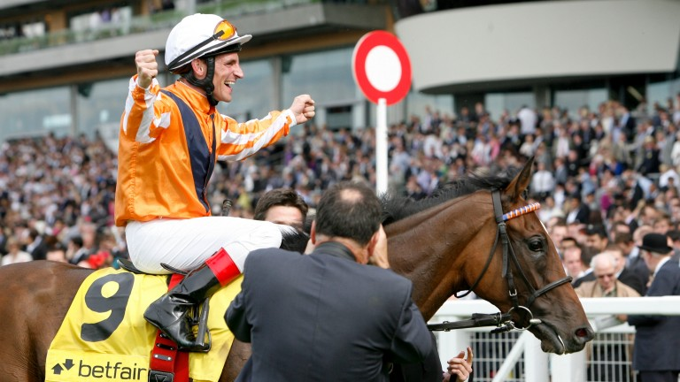 Danedream: the Baums wrote their name into turf history by breeding the Arc heroine