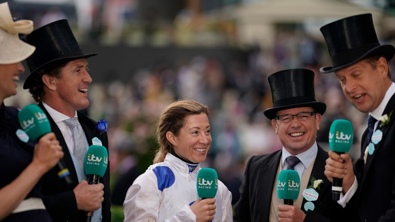 Ascot is unhappy with the financial offer it has been made by ITV
