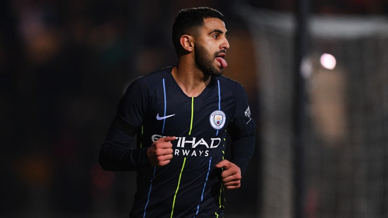 Riyad Mahrez can help Algeria to an opening match triumph at the Africa Cup of Nations