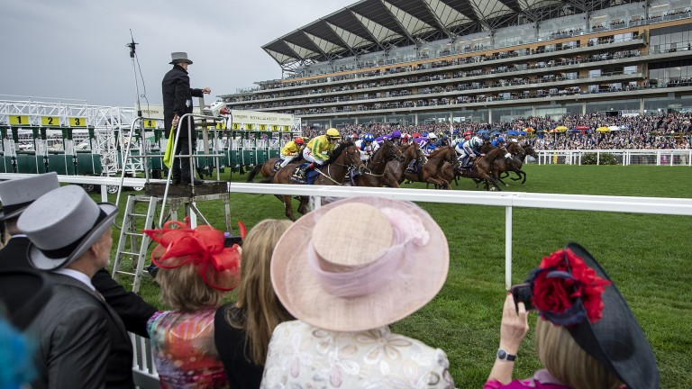 No crowds at Royal Ascot next week is a sobering thought, and racing should not expect it's traditional fanbase to still be there as before when things do return to normal