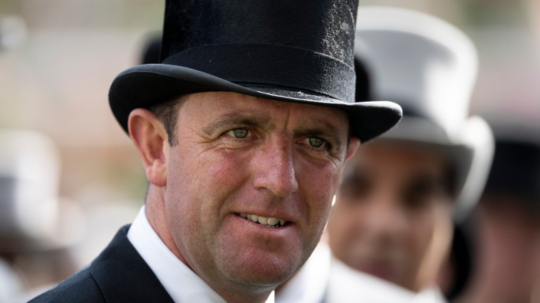 Charlie Appleby: looks for a third Superlative victory in four years with King's Command