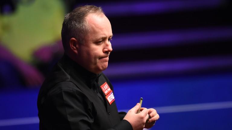 Four-time world champion John Higgins should make light work of Tian Pengfei
