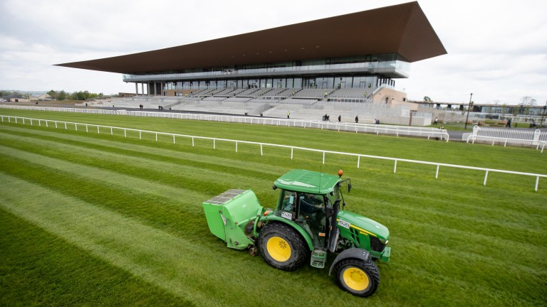 The Curragh: subject of a recent economic impact assessment