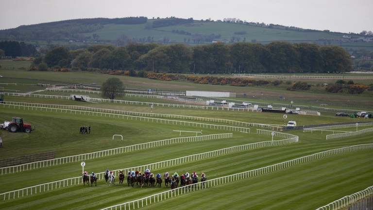The Curragh stage the Group 1 Pretty Polly Stakes on Friday