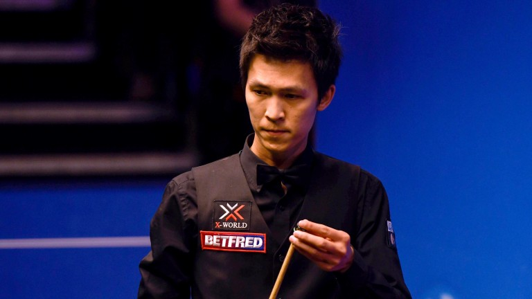 Thepchaiya Un-Nooh can boost Thailand's chances in the Snooker World Cup