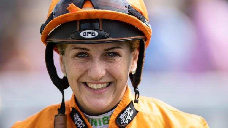 Josephine Gordon: back among the winners on her birthday
