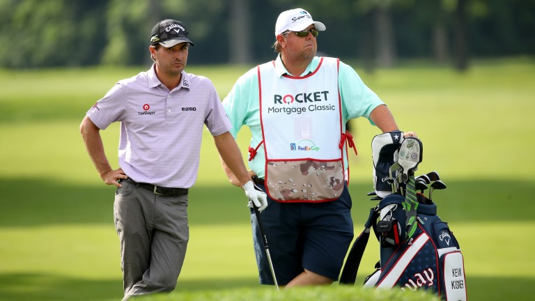Kevin Kisner knows he has what it takes to succeed at Waialae