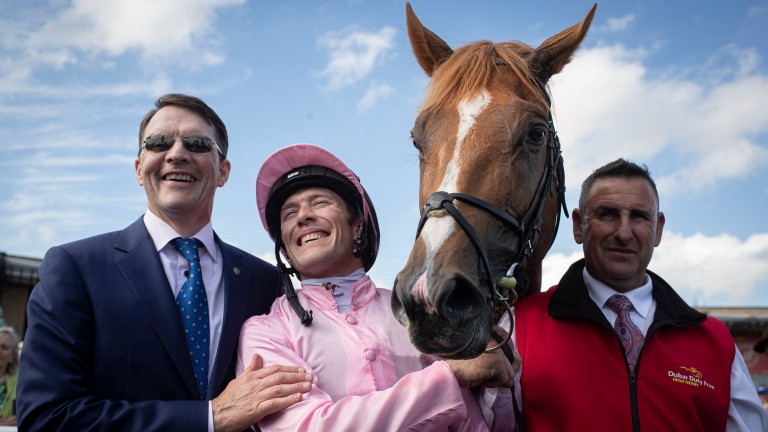 Sovereign: entered for the King George and Tattersalls Gold Cup