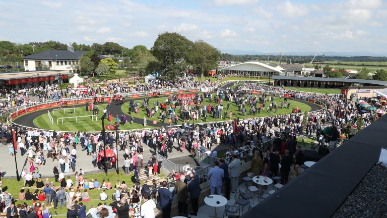 Curragh: charity race will be run on the Irish St Leger card on September 15