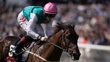 Siskin and Colin Keane romp home in the Railway Stakes
