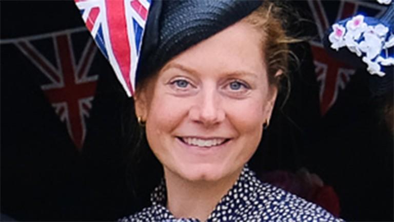 Amanda Prior: new general manager of Great British Racing International