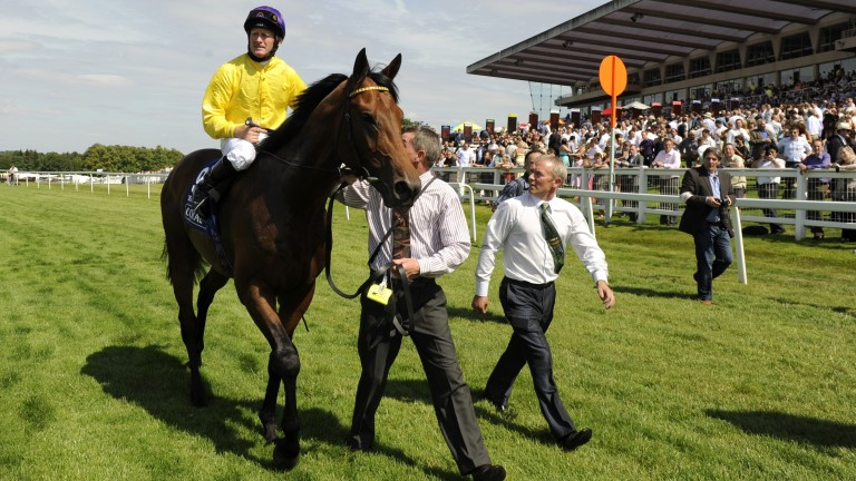 Sea The Stars: won the 2009 Eclipse by a length