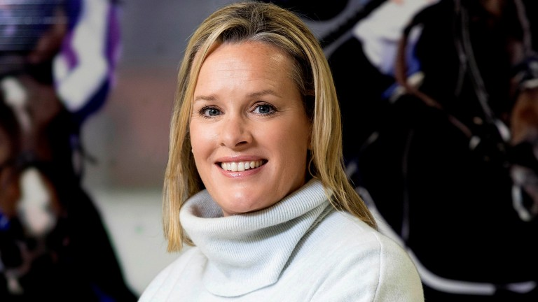 Professor Emmeline Hill: co-founder of Equinome, which launched the Speed Gene Test