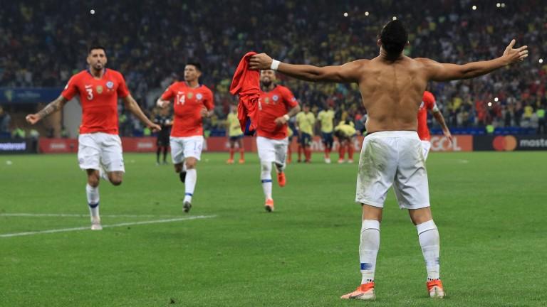 Alex Sanchez can steer Chile into the Copa America final