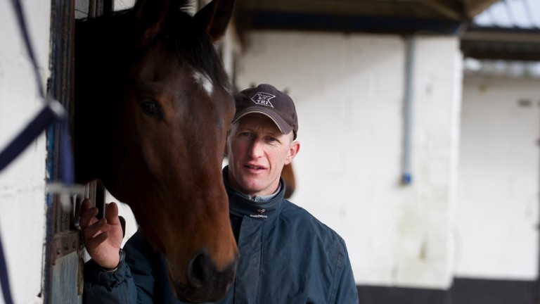 Colm Murphy: on the scoresheet at Listowel on Saturday