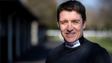 Barry Geraghty: has pencilled in Listowel next month for his return to action