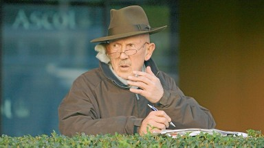 'The best judge of a race of anybody I've ever known': Barney Curley deep in thought