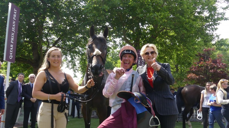 Too Darn Hot: heading to Goodwood for the Group 1 Sussex Stakes
