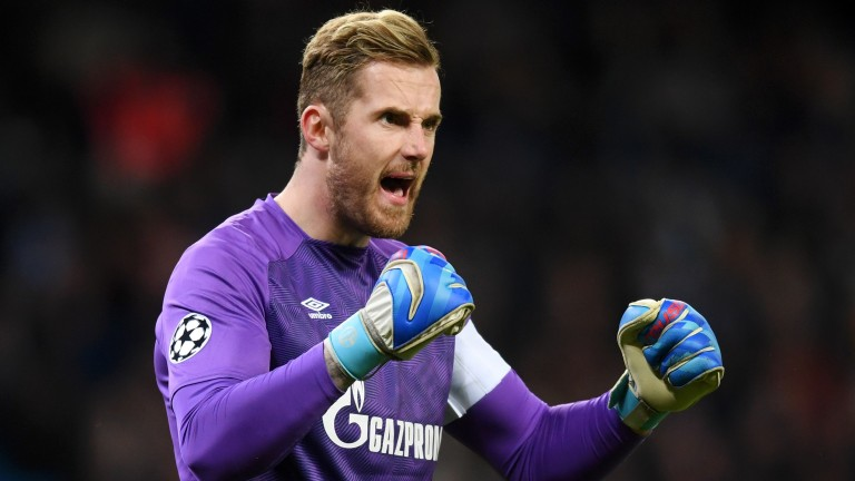Norwich loanee Ralf Fahrmann was Schalke's number one for most of the last five years