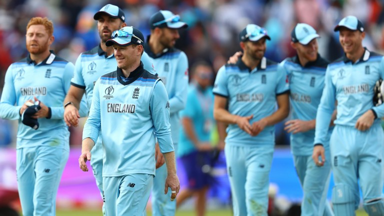 Eoin Morgan's England can take a huge step towards a maiden World Cup title