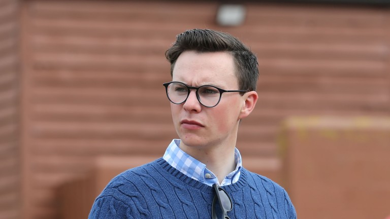 Joseph O'Brien: runs Twilight Payment and Master Of Reality